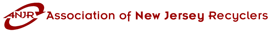 Association of New Jersey Recyclers Logo
